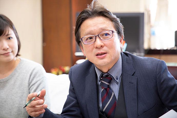 「𠮷田市長の考えは海外の先進地域と似ている」と栗林