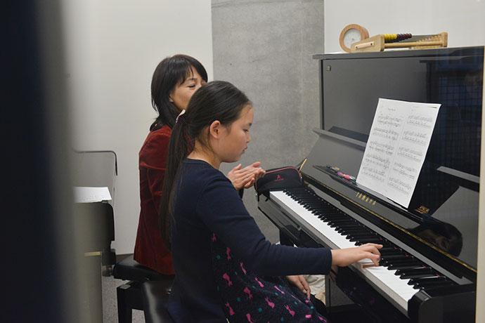 ピアノの講座