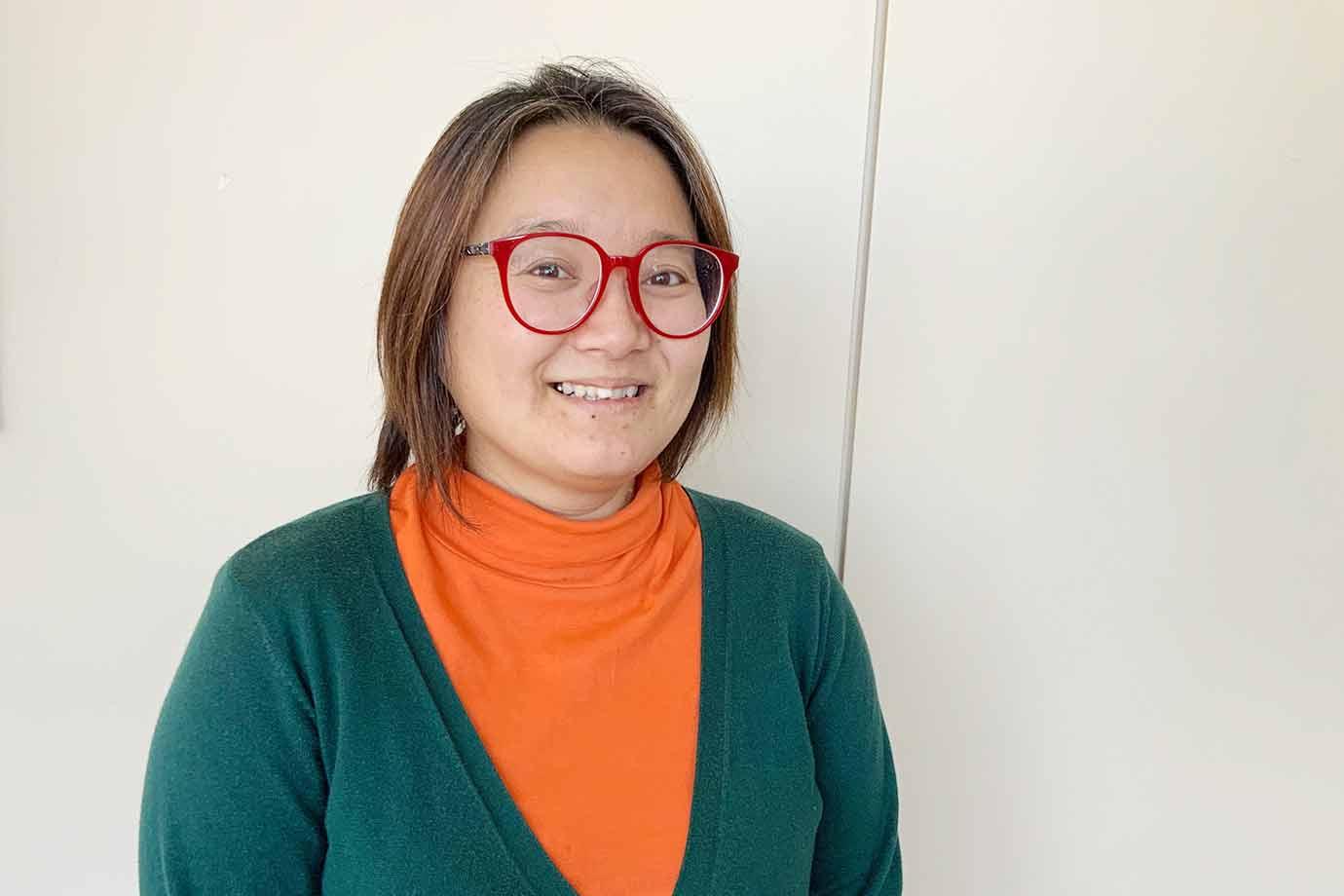 NPO法人「ながいく」代表 田中直子さん