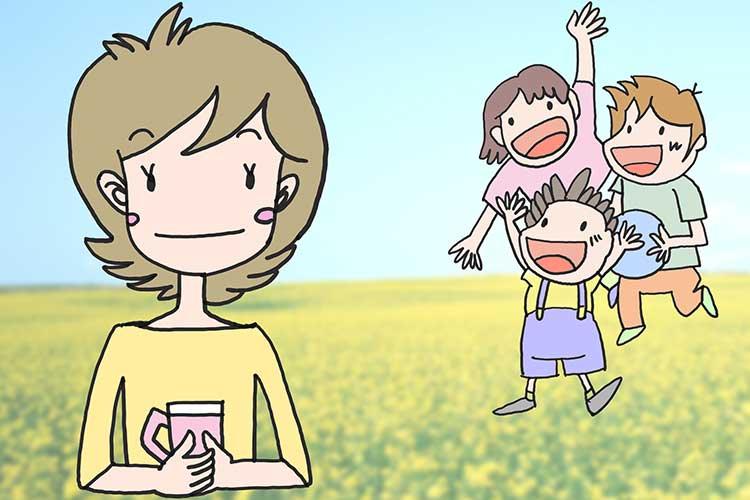 """【子育てアドバイス】コロナ禍で、ママ友との考え方の違いに""""もやもや""""したら?"""