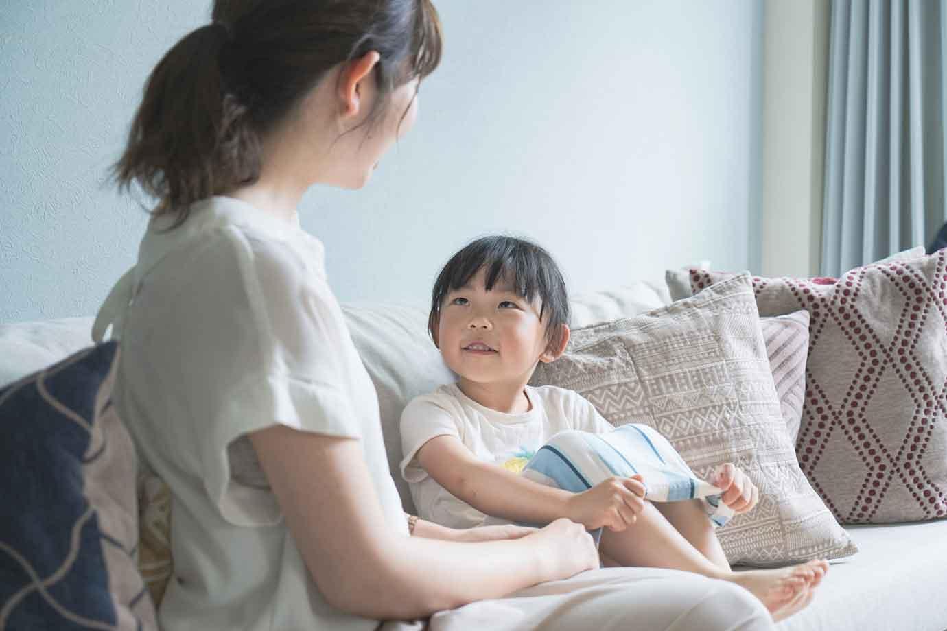 防災について、子どもとも一緒に話してみましょう