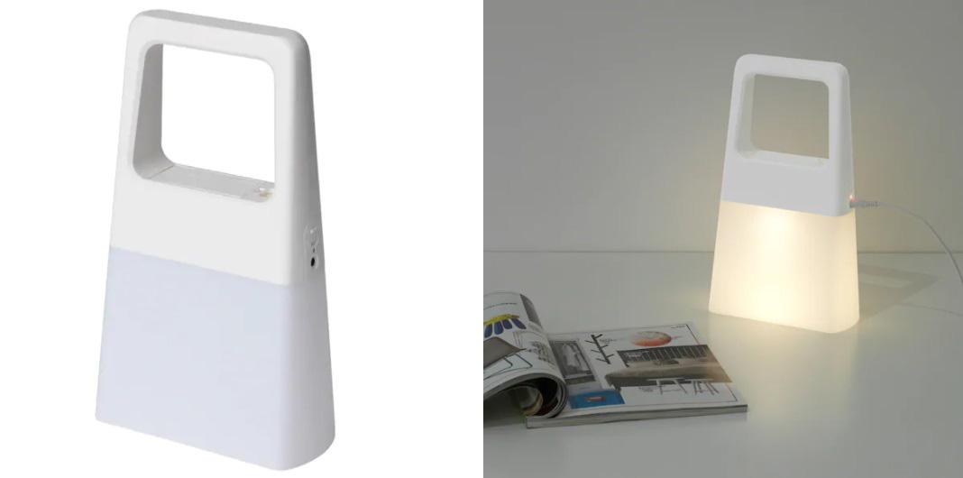PRINSBO プリンスボー LEDナイトライト, ホワイト 通常価格¥3,499
