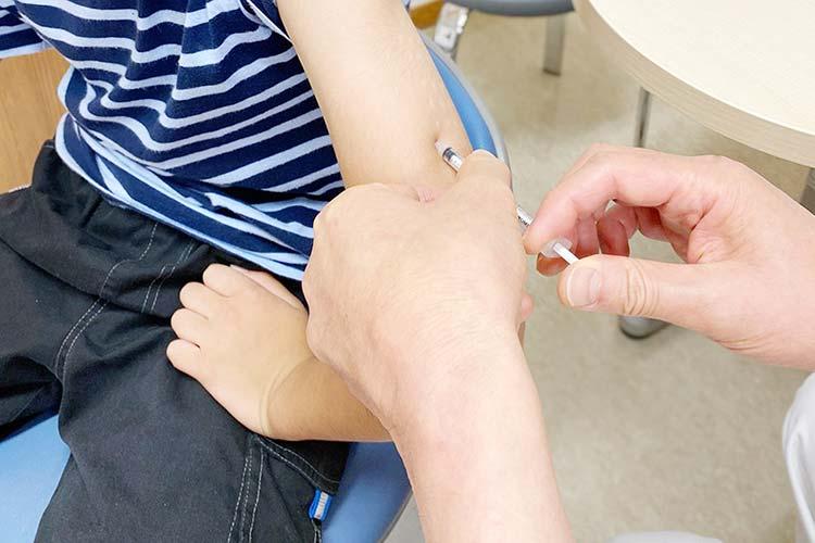 子どものインフルエンザ予防接種は?対策や注意点を解説!