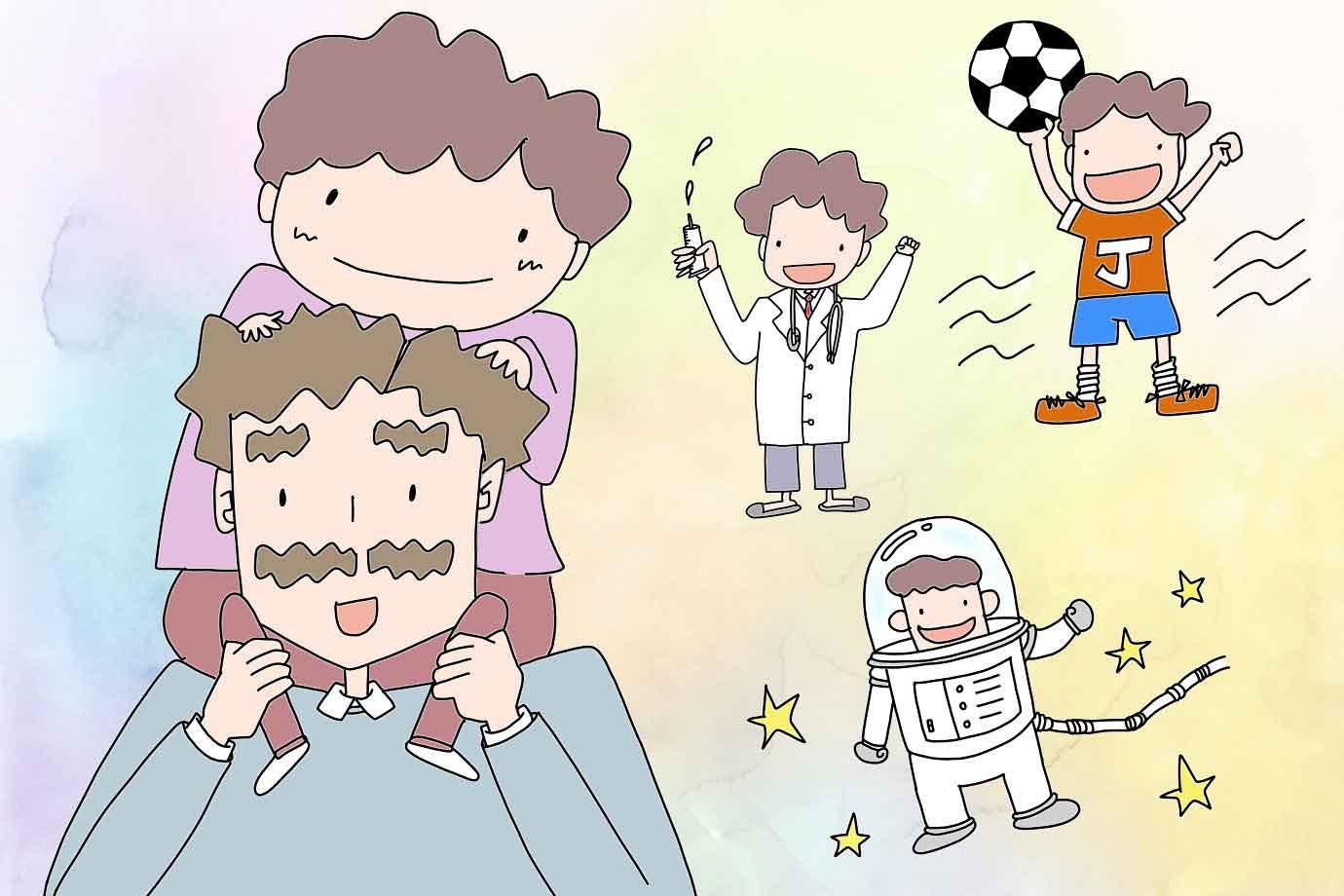 パパの子育ては、子どもの成長・発達にどのような影響を与えるのでしょうか