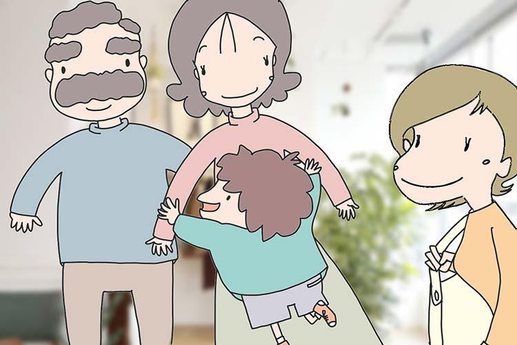 【子育てガイド】祖父母に預けるとき、心がけたい3つのこと