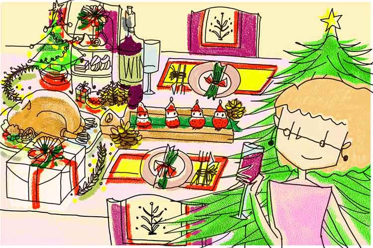 コロナ禍のおうちクリスマス!子どもと一緒に楽しむには?