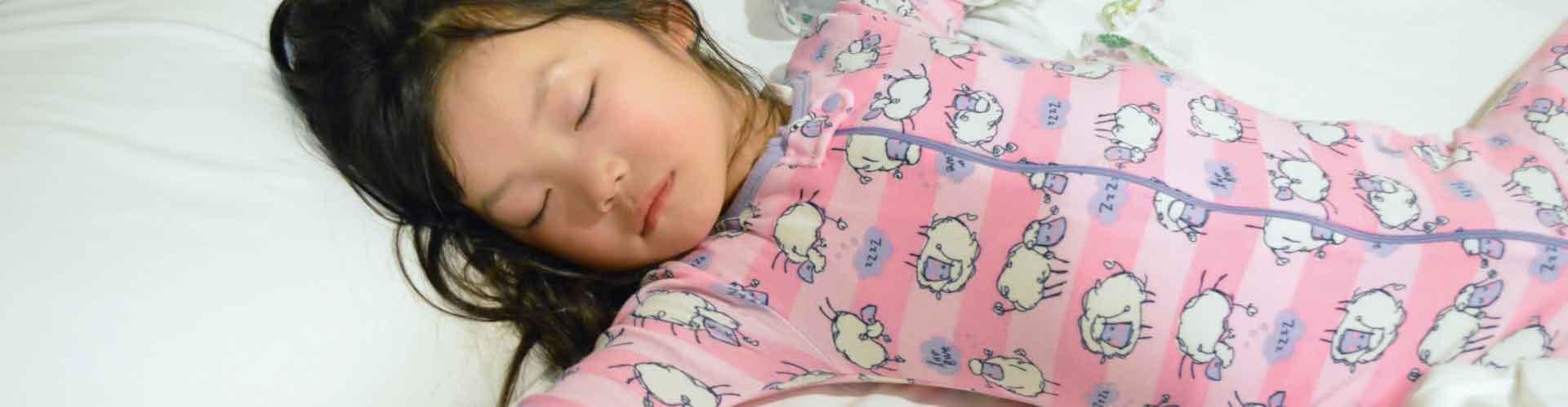 健やかな脳を育てる!子どもの睡眠習慣・生活リズムの作り方