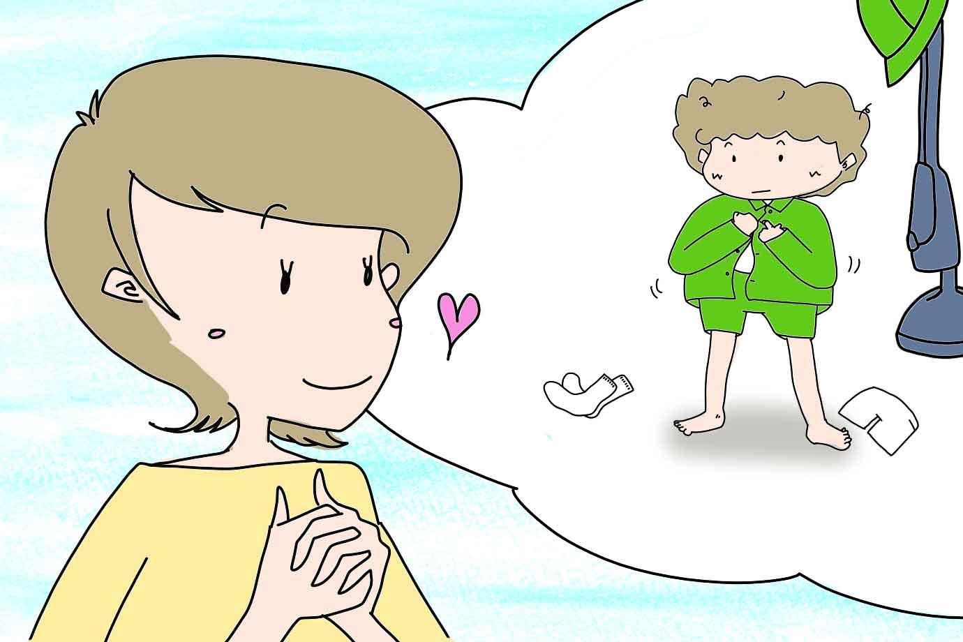 叱咤激励のつもりであっても、子どもを追いつめたり、からかったりするような言動は避けましょう