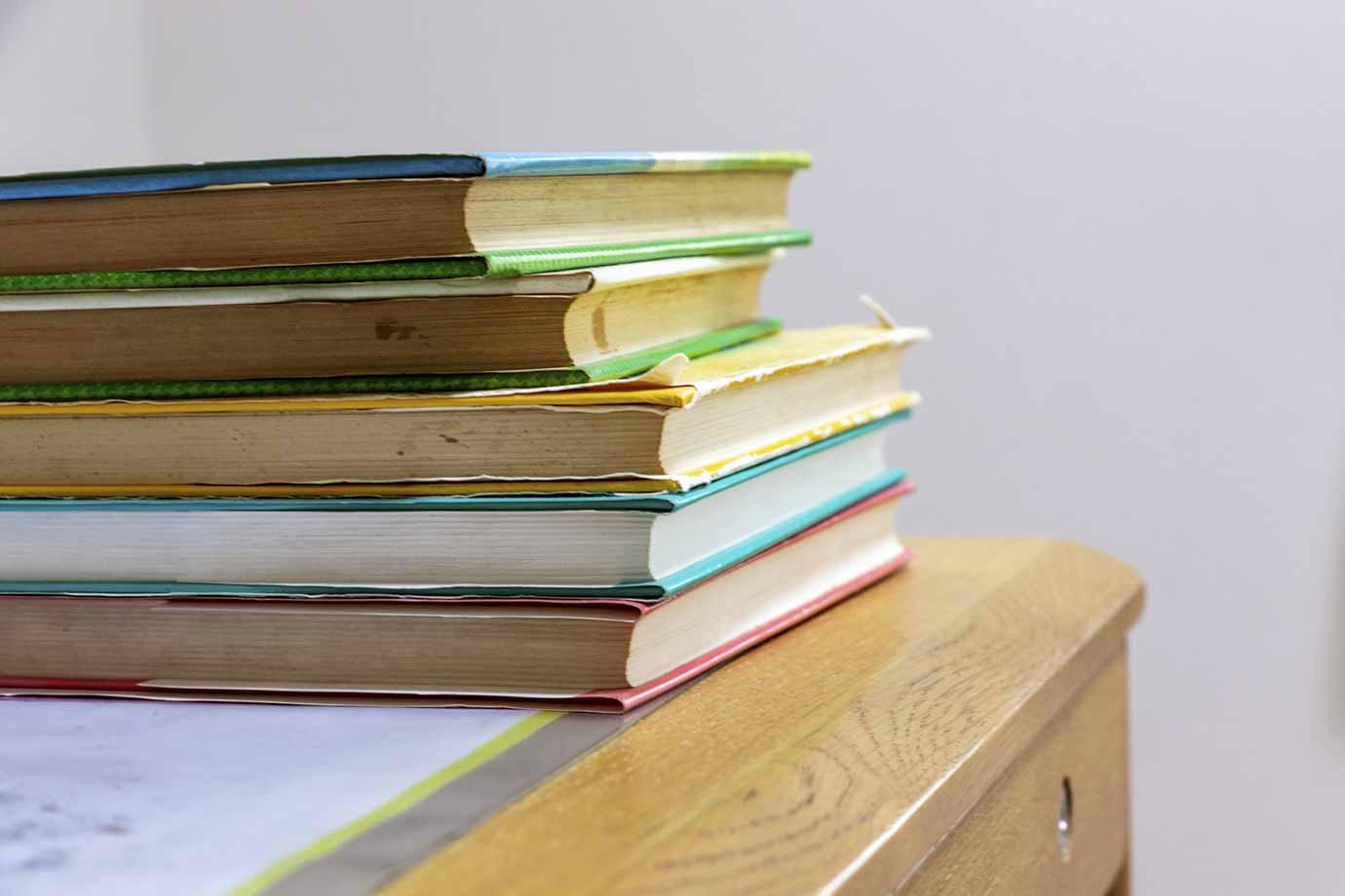 読んでほしいと買ったものの、ほとんど読んでいないものは、捨てるのももったいないものです