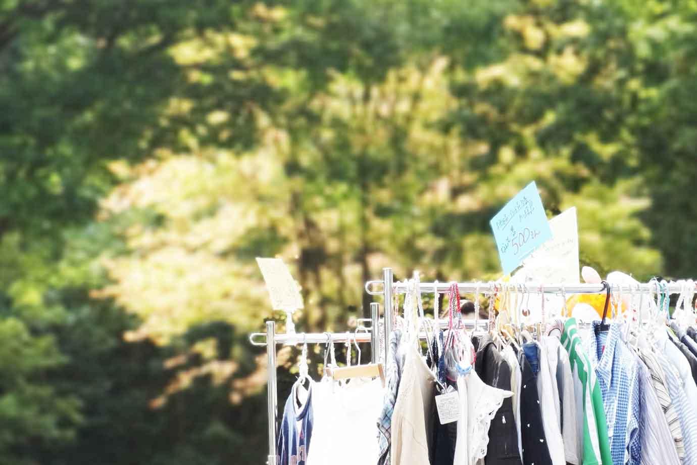 サスティナブルファッションは、ファッションの分野での持続可能な社会を目指す取り組みです