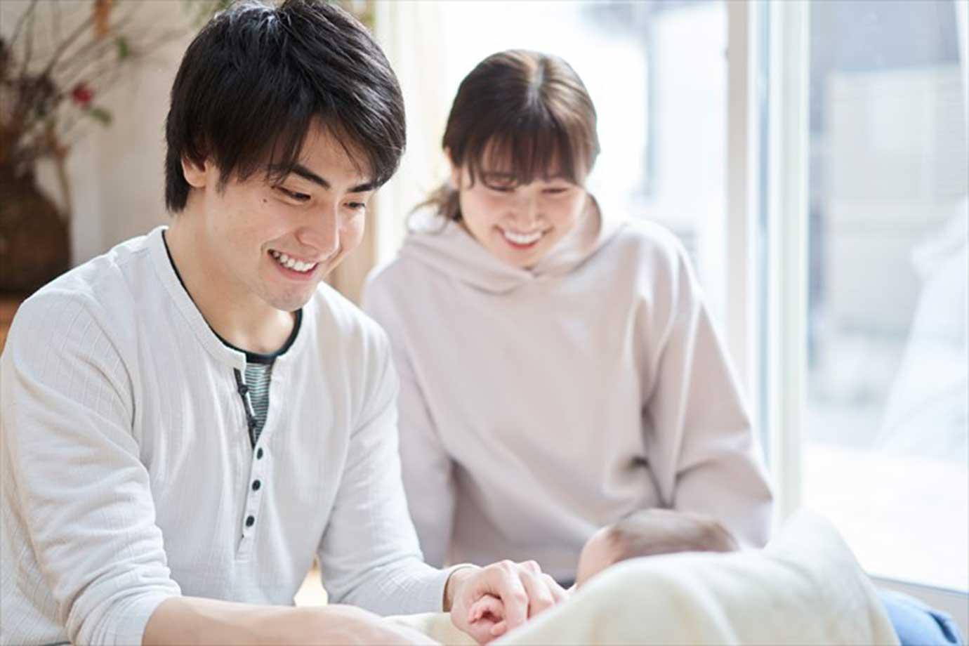 つらいときは、しっかりと言葉で自分の気持ちや状況を伝え、夫婦が共に協力して育児を行える関係づくりを意識してみてください