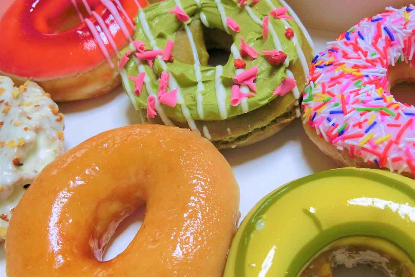 疲れたときやイライラした時に甘い物を食べると、心が落ち着いたり、幸せな気持ちになったりしますよね
