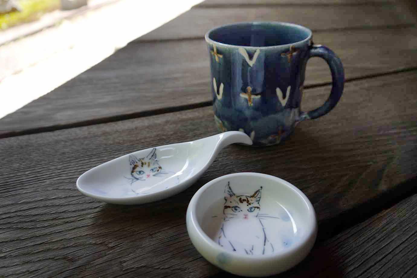 多治見と言えば、奈良時代から1300年の歴史を誇る「美濃焼」。世界トップクラスの陶磁器の祭典として知られる「国際陶磁器フェスティバル美濃」でも有名です